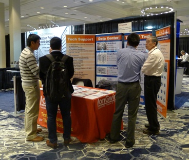 We shared our studies and current industry trends with more than 80 attendees at ST33.