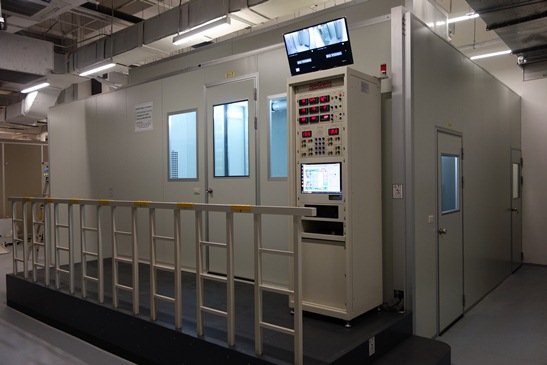Walk-in Chamber - thermal solution for data center